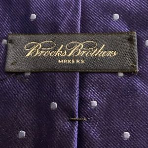 Brooks Brothers Accessories - 🌈Brooks Brothers Makers Silk Tie Woven England